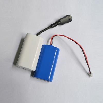 OEM-ODM 18650 battery pack with Wire and PCM for led light GPS Tracker e blike